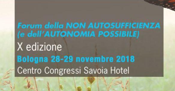 A Bologna il Forum della Non Autosufficienza | Società ...